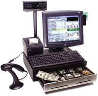A picture of Cash Register Express